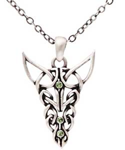 Celtic Horse necklace