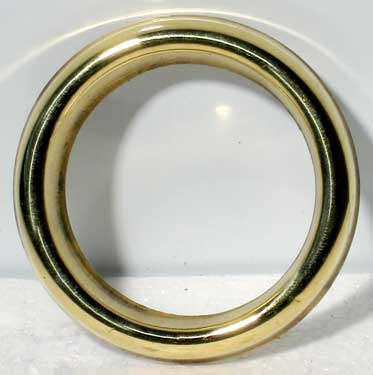 Brass oil Ring For Light Bulbs