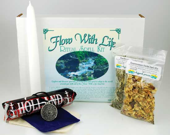 Flow With Life Boxed ritual kit