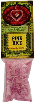Pink Rice (Riz Rose)