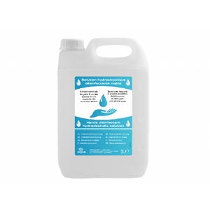 3 Bidons Solution hydroalcoolique-GEL-Coromask