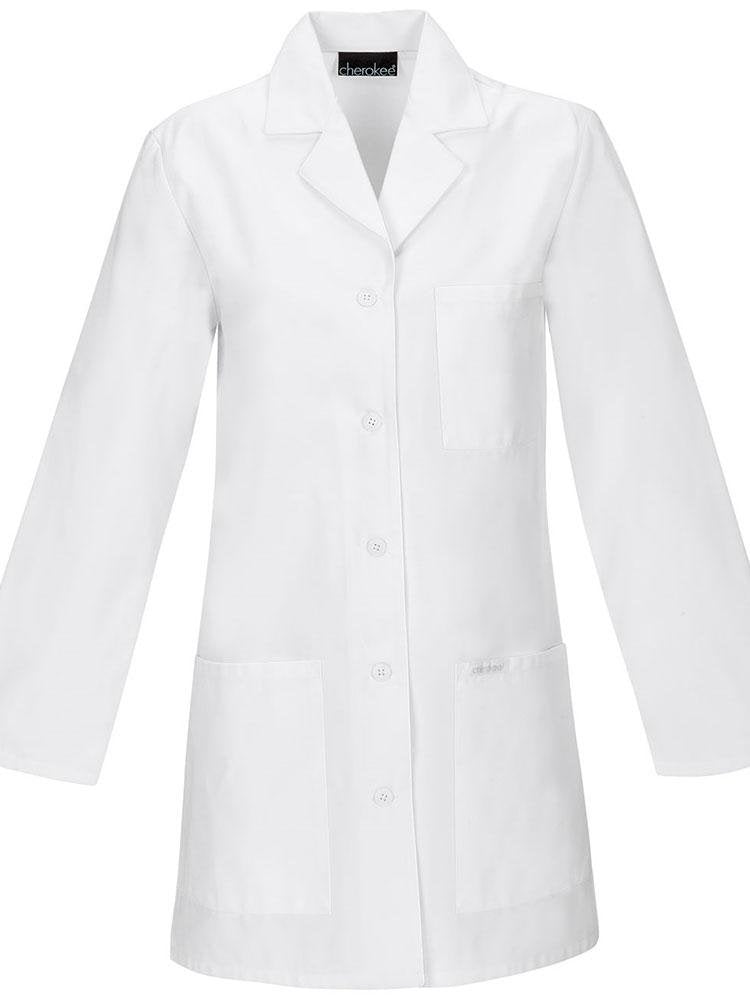 "Cherokee Women's Traditional 32"" Lab Coat 