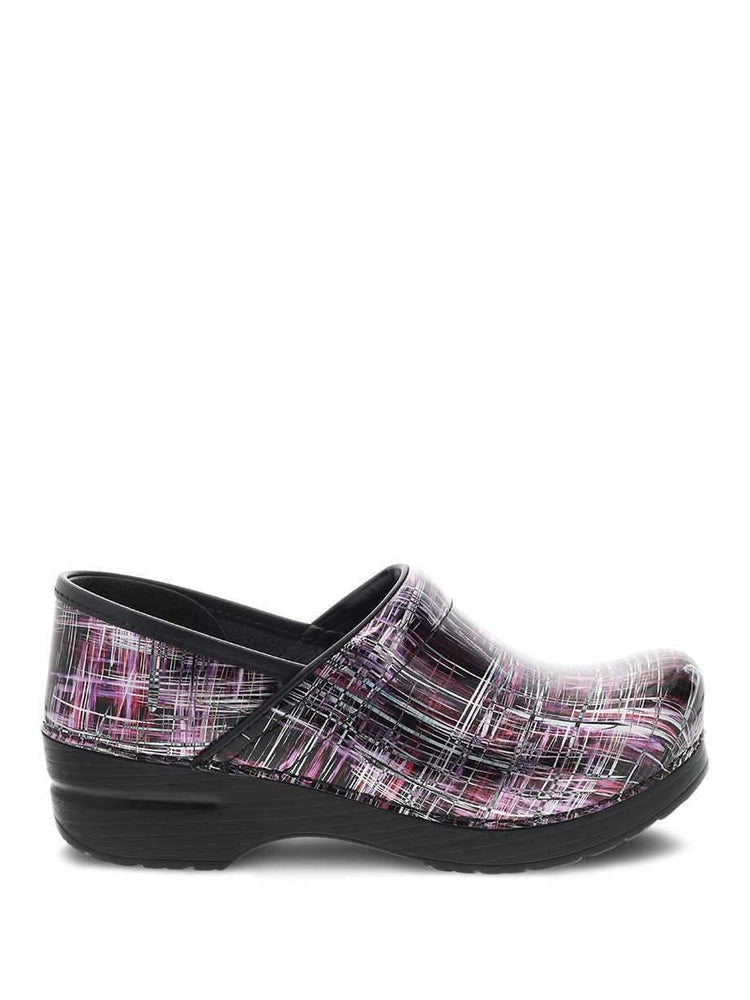 Dansko Professional Nurse's Clog | Crosshatch Patent - Scrub Pro Uniforms