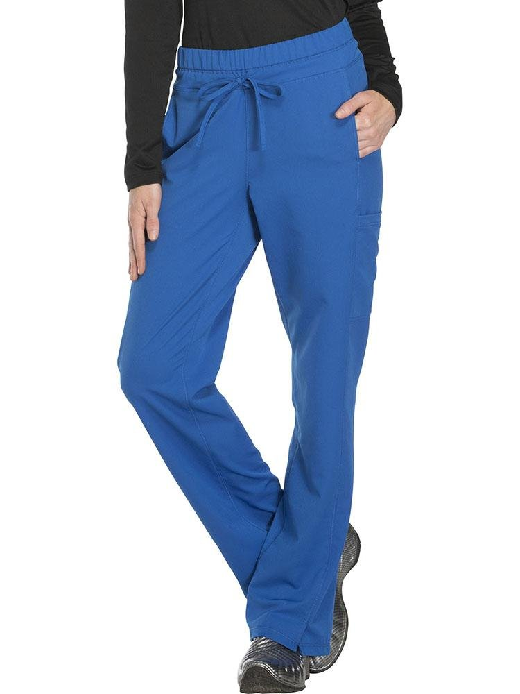 Dynamix Women's Drawstring Scrub Pant | Royal - Scrub Pro Uniforms