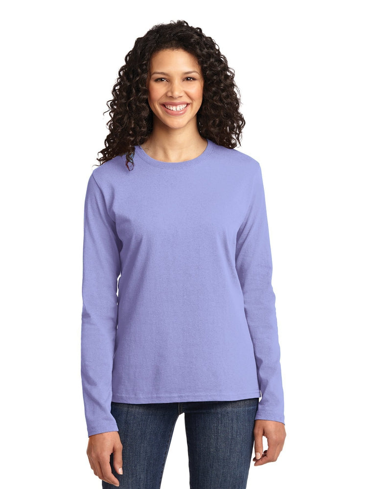 Flexibilitee Women's Crew Neck Long Sleeve Tee | Ciel - Scrub Pro Uniforms
