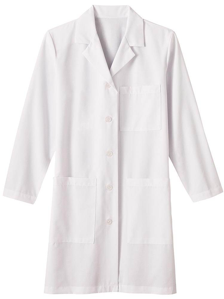 "Fundamentals Women's Missy Multi-Pocket 37"" Lab Coat 