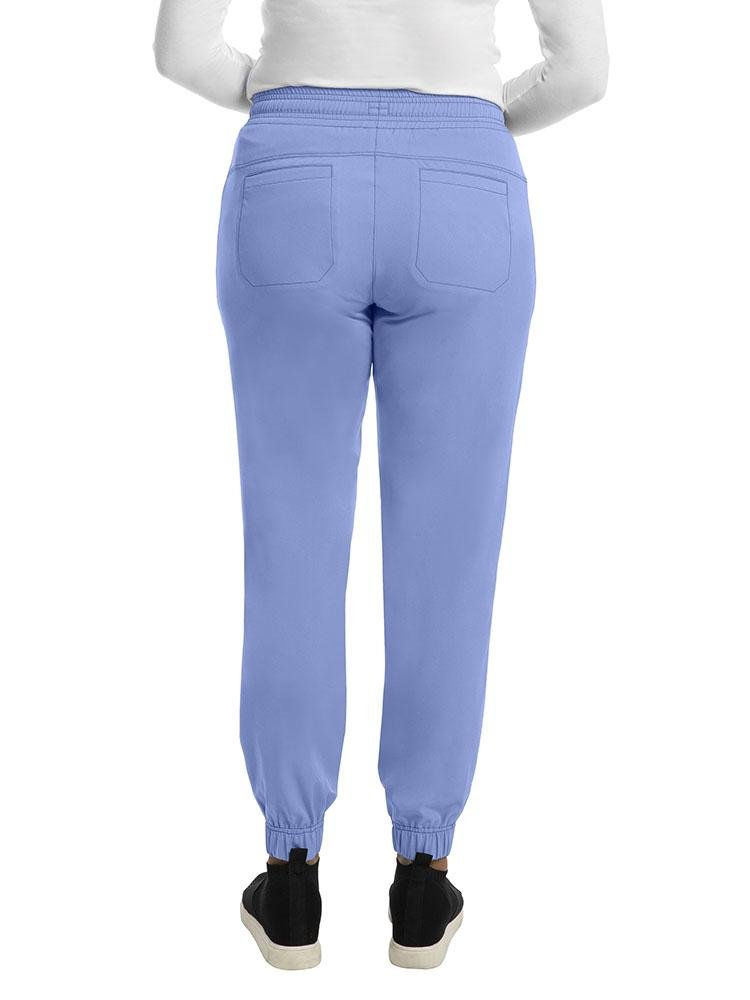HH Works Women's Renee Jogger Scrub Pant | Ceil - Scrub Pro Uniforms