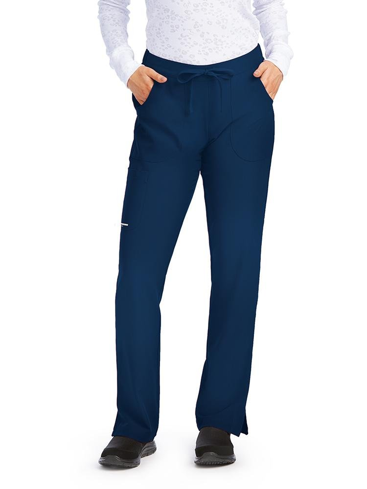 Skechers Women's Reliance Cargo Scrub Pants | Navy - Scrub Pro Uniforms