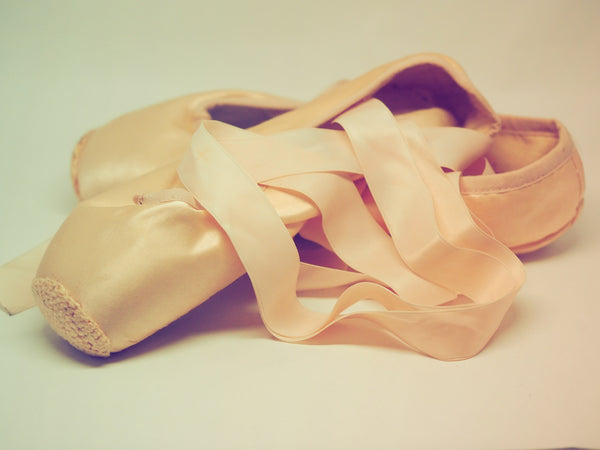 How To Properly Sew Ribbons and Elastics On Pointe Shoes