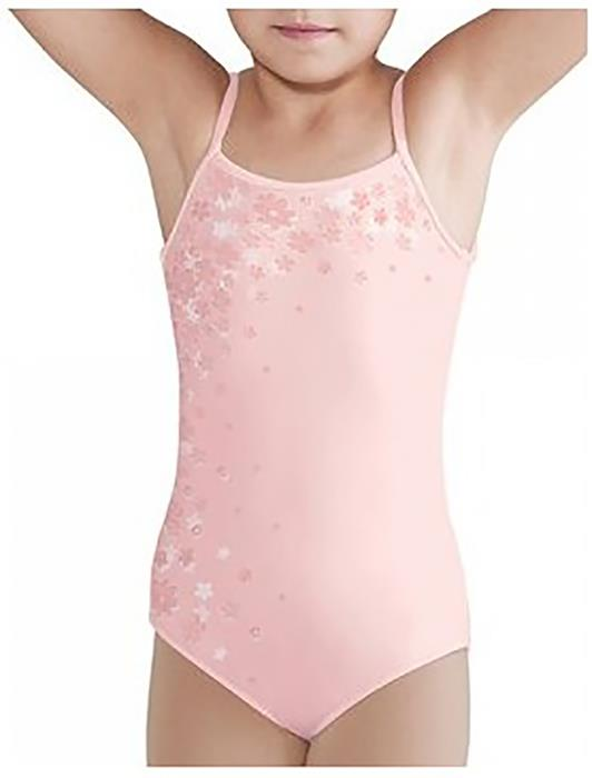 Bloch Open Back Camisole Bodysuit Child CL5737