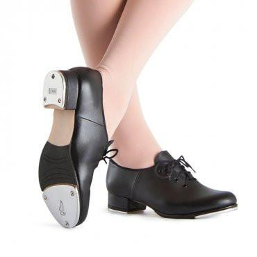Bloch Jazz Tap Black Shoe Child S0301G