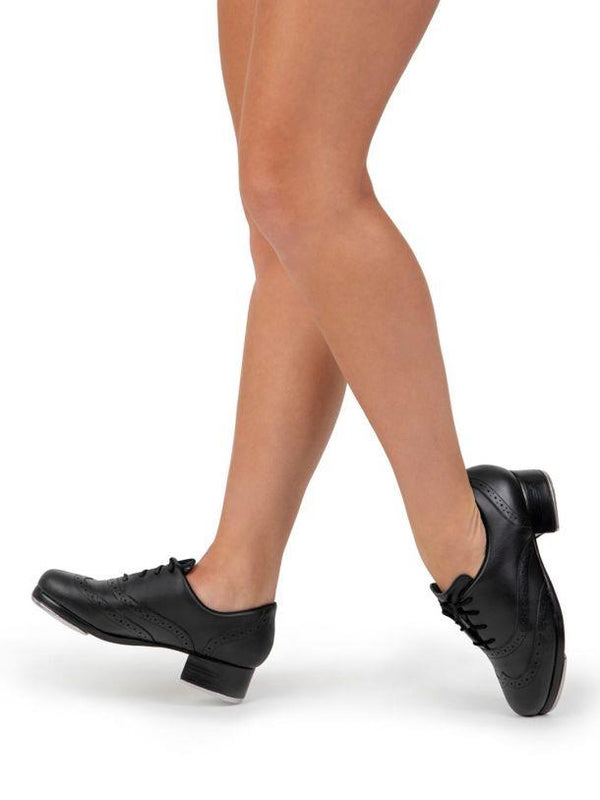 Capezio Roxy Black Tap Shoe Adult 960