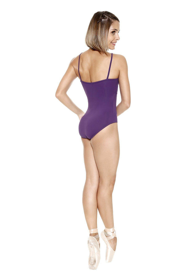 So Danca Graziella Strappy Front Bodysuit Adult RDE1703