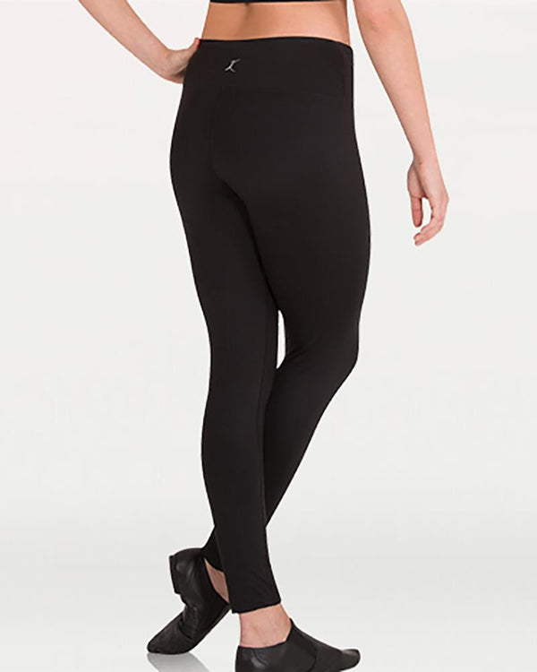 Body Wrappers CoreTECH™ Compression Footless Leggings Adult 9106