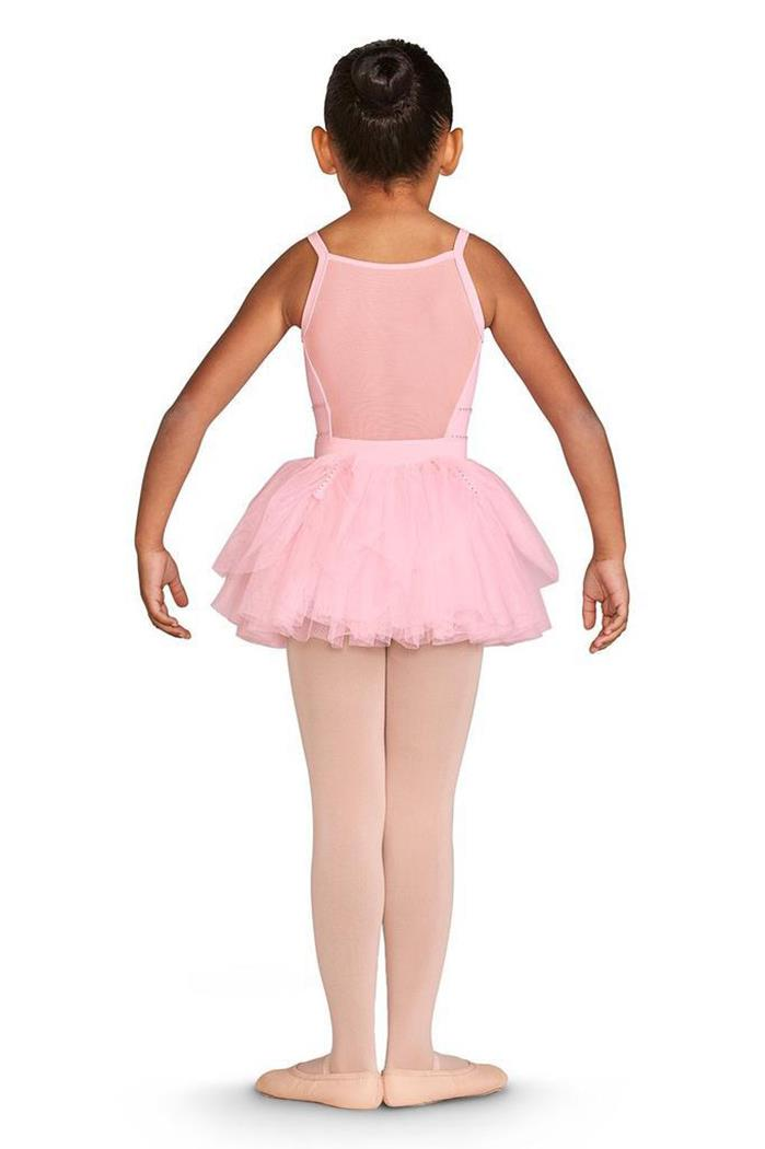 Bloch Hattie Diamante Trim Tutu Child CR5521