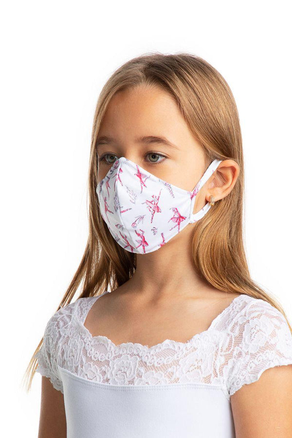 So Danca Fitted Face Mask Child L2177
