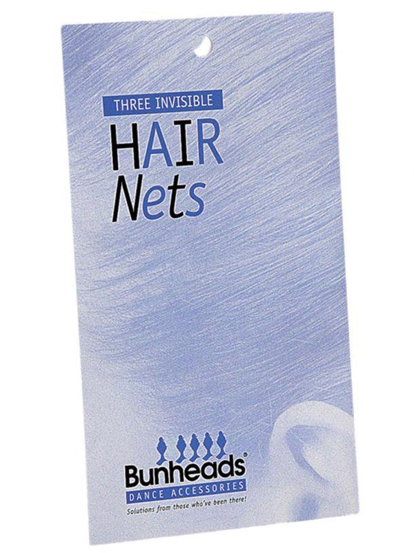 Bunheads Hair Net Medium Brown BH422