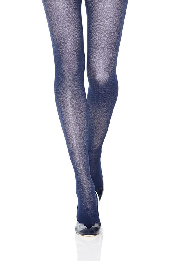 Mondor Motif Footed Tights Child 5713C
