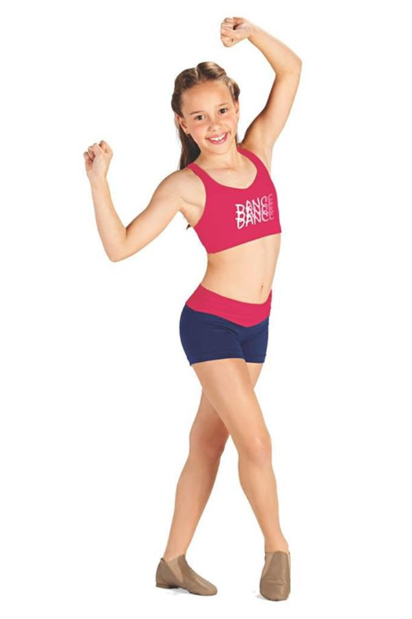 So Danca DANCE Tank Bra Top Child L543