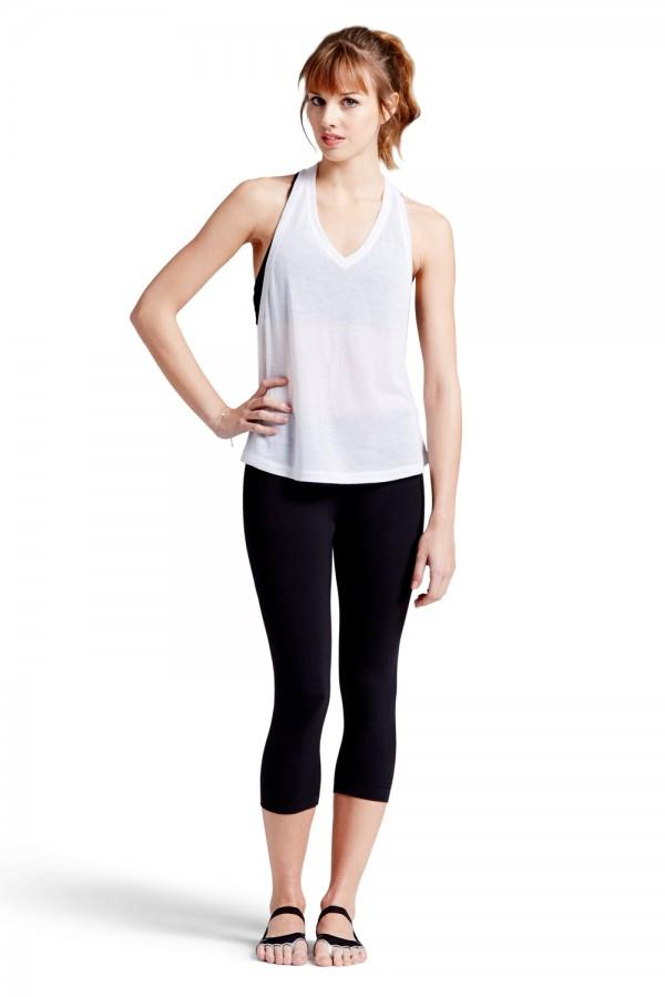 Bloch Suprima Curve 3/4 Length Legging Adult TC01627S