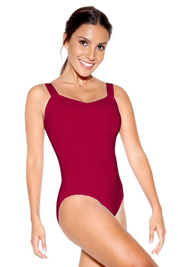 So Danca Wide Strap Bodysuit Adult SL10