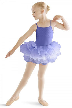 Bloch Wire Hem Two Colour Tutu Skirt Child CR5781
