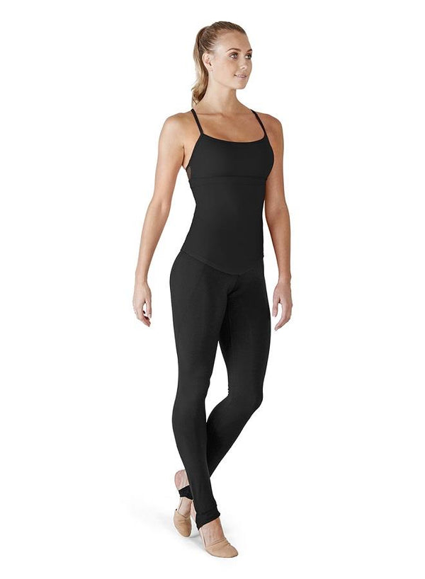 Bloch High-Waisted Stirrup Legging Adult FP5016