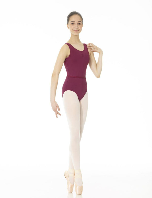 Mondor Bodysuit Pinch Front Adult 3546