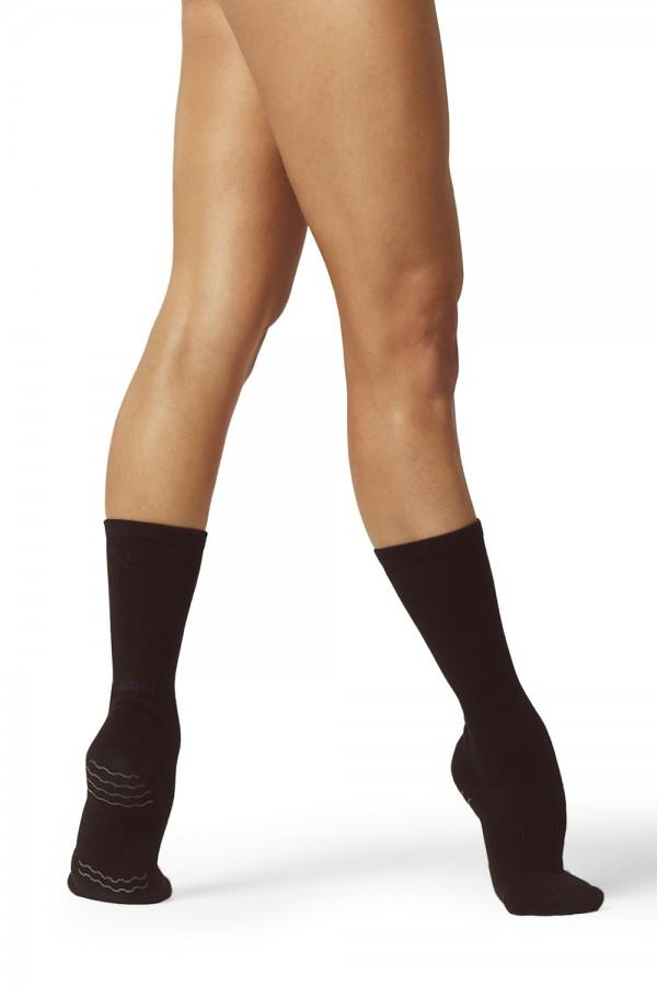 Bloch Blochsox™ Lyrical/Contemporary Dance Socks Adult A1000