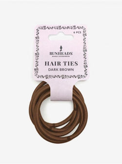 Bunheads Hair Elastic Dark Brown BH1510