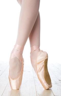 Grishko Dream Pink Pointe Shoe Adult 1527