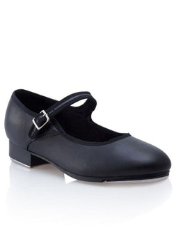 Capezio Mary Jane Black Tap Shoe Toddler 3800T