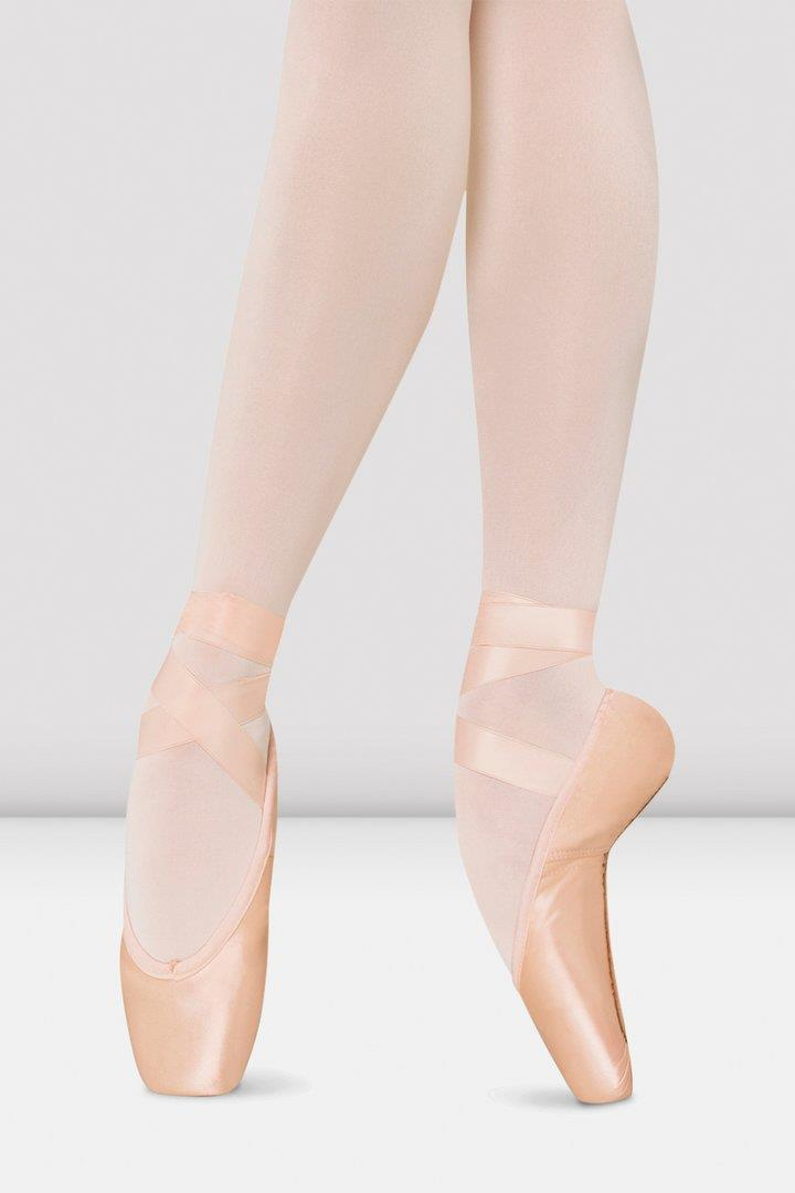 Bloch Amelie Soft Pink Pointe Shoe Adult S0102L
