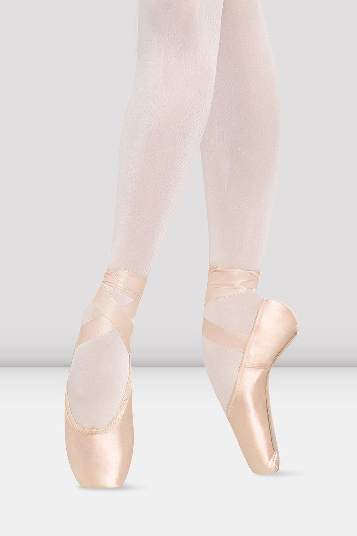 Bloch B-Morph Pink Pointe Shoe Adult ES0170L
