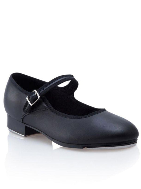 Capezio Mary Jane Black Tap Shoe Adult 3800