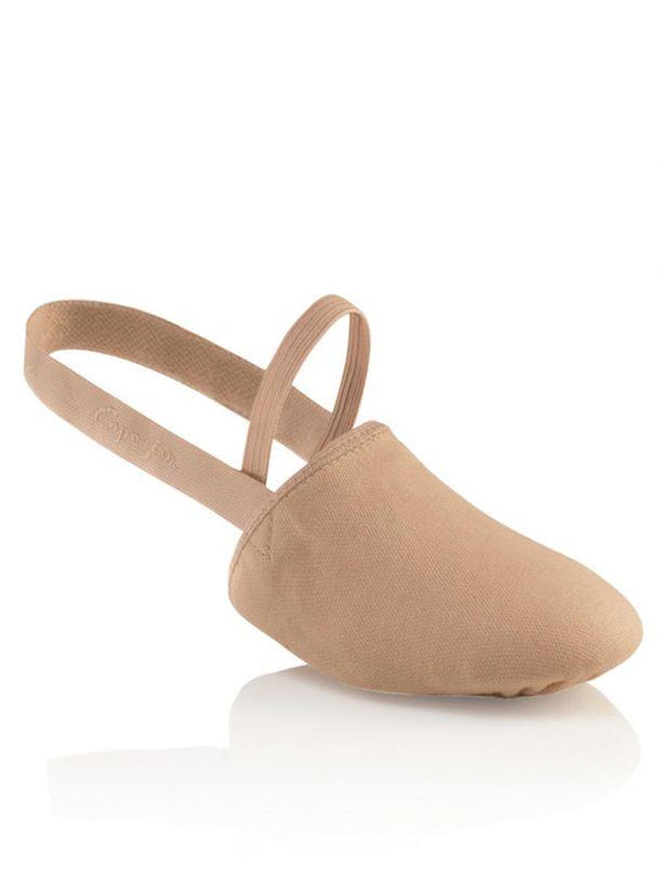 Capezio Canvas Pirouette II Lyrical/Contemporary Shoe Adult H061
