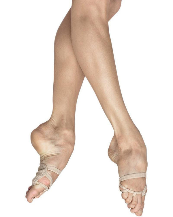Bloch Nude Foot Thong II Adult S0602L