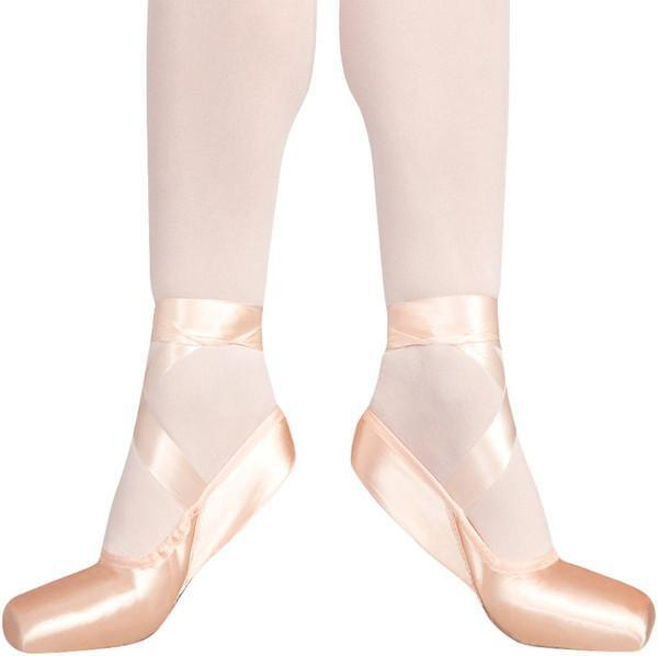 Bloch Tensus Demi Pink Pointe Shoe Adult S0155L