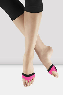 Bloch Neoform Pink Lyrical/Contemporary Foot Thong Adult S0642L