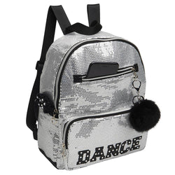 Danshuz Sequin Backpack B451