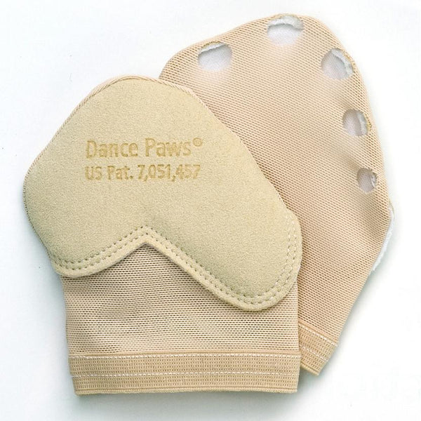 Dance Paws Basic Nude Lyrical/Contemporary Shoe Adult PAWS