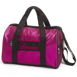 Dasha Designs Glitter Dance Duffle Bag 4924