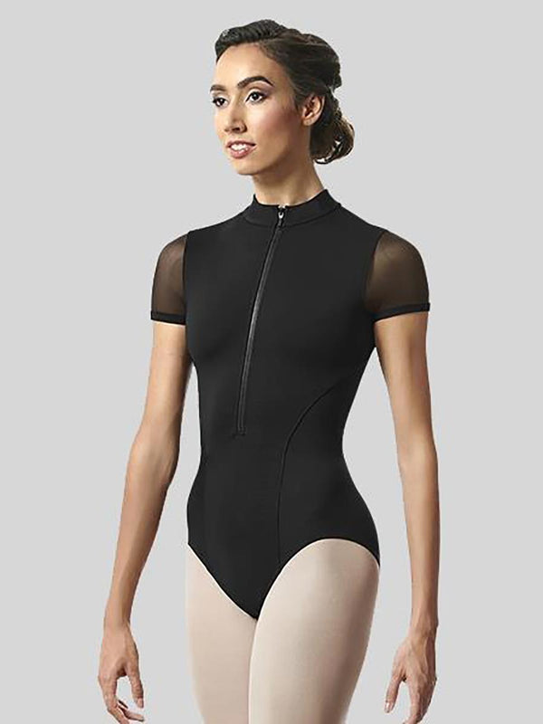 Bloch Gwenn High-Neck Bodysuit Adult L8732