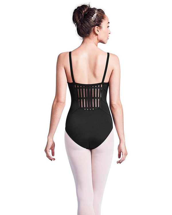 Bloch Mirella Sheer Mesh Ladder Back Camisole Bodysuit Adult M4023LM