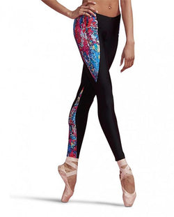 Capezio Union Square Leggings Adult 10495W