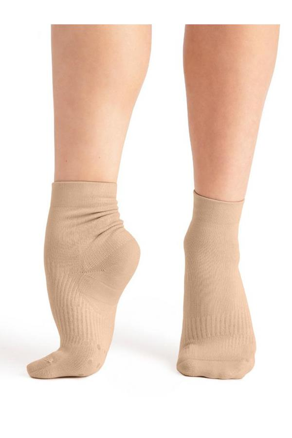 Capezio Lifeknit™ Sox Lyrical/Contemporary Dance Socks Adult H066