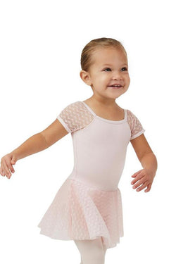 Capezio Sweet Pea Raglan Sleeve Dress Child 11684C