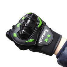 Load image into Gallery viewer, Kawasaki Riding Motorcycle Gloves Protective Motocross Motor Glove