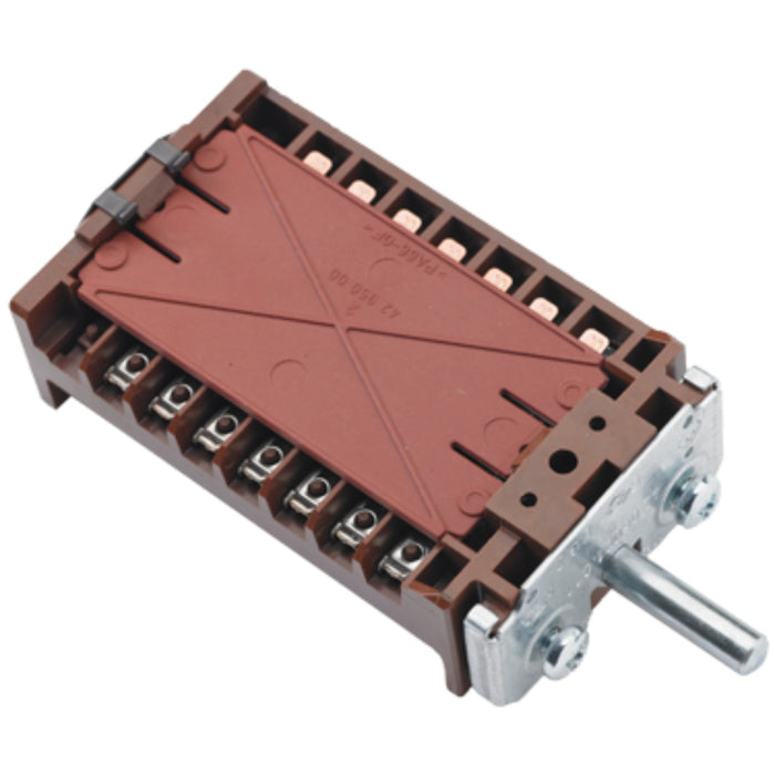 6 position Selector Switch