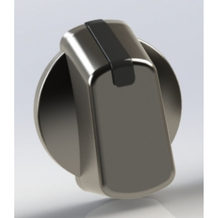 Universal Knob 40mm Stainless